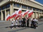Polscy harcerze w Wilnie